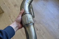 BMW 535D E60/E61 downpipe