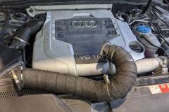 Audi A4 B8 3.0TDI downpipe