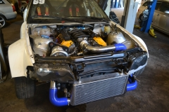 BMW E46 M62B44 V8 engine