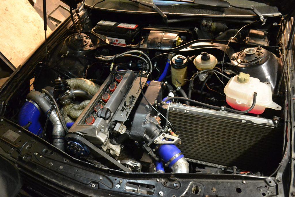 Audi 200 20VT tuning