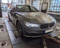BMW 750iL G12 4.4 V8 chiptunings