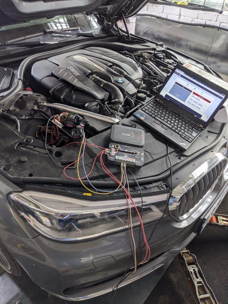 BMW 750i G12 remap