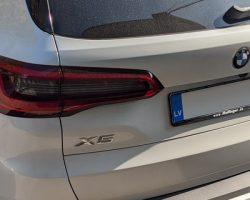 BMW X5 G05 3.0D 2019.g. chiptunings.