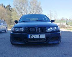 BMW 330D E46 – 362 HP un 800Nm