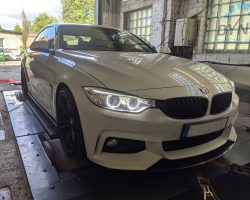 BMW 430D F32 chiptunings