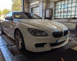 BMW 640D F06 chiptunings