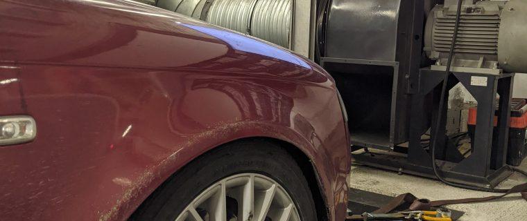 Audi A4 B7 2.7TDI BPP – 337 HP un 660Nm