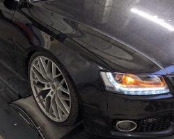 Audi A5 3.0TDI CCWA 410 HP un 740 Nm
