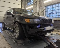 BMW X5 E53 3.0D – 314 Zs un 629 Nm