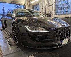 Audi R8 5.2 V10 dzinēja remonts un tūnings