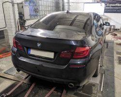 BMW 535D F10 downpipe + tuning – 385HP un 725Nm