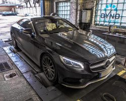 Mercedes Benz S500 4MATIC Coupe (C217) 335kW – 455HP